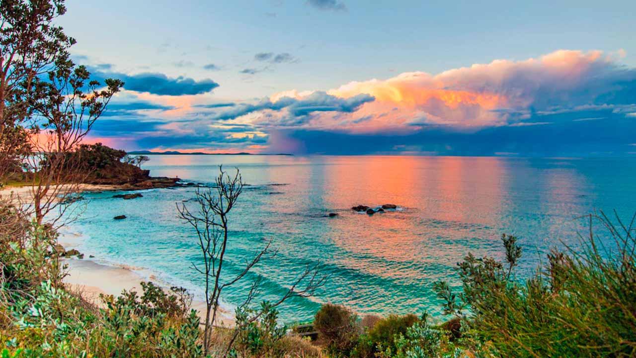 port maquarie beach