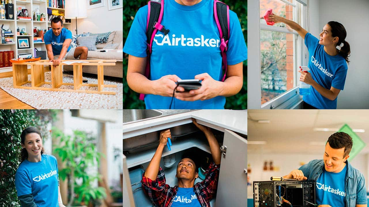 Discover how to work with AirTasker in Australia - Dingoos
