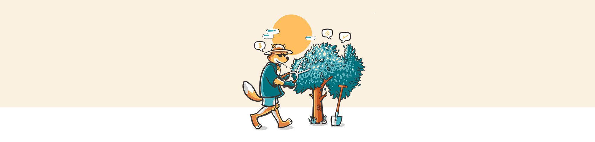 trabajar de jardinero en australia