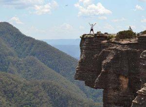 blue mountains en tu viaje a australia