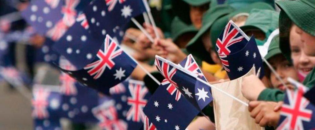 dias festivos en australia