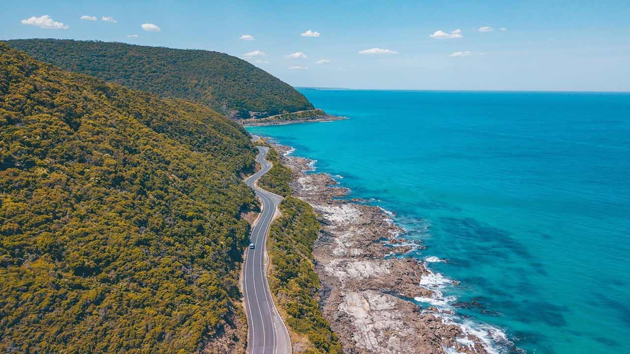 the grate ocean road