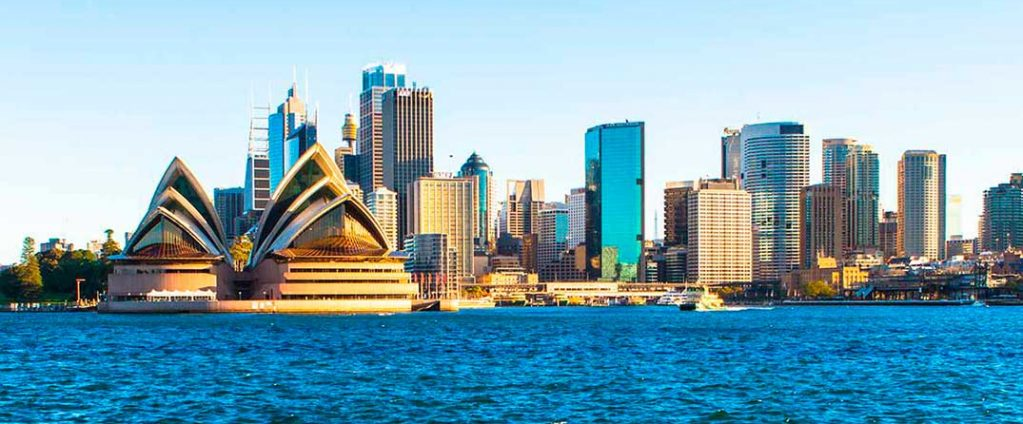What are the main cities in Australia? - Dingoos