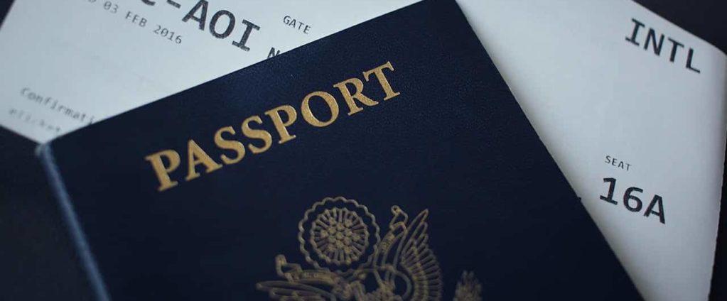 que hacer si pierdes el pasaporte en australia