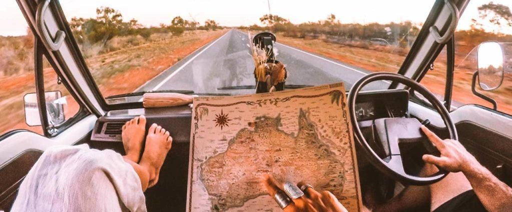 los viajes de santhal por australia
