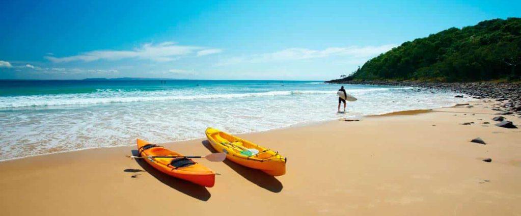 que hacer en sunshine coast