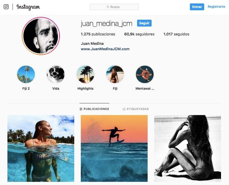 instagramers latinos en australia