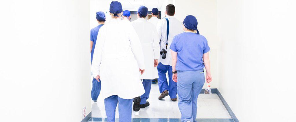 personal de la enfermeria en australia