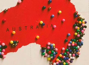 estados de australia