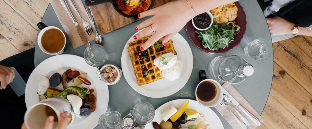desayunar en gold coast