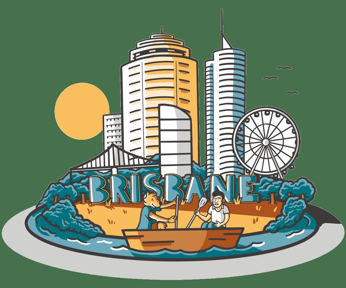 Ciudad de Brisbane