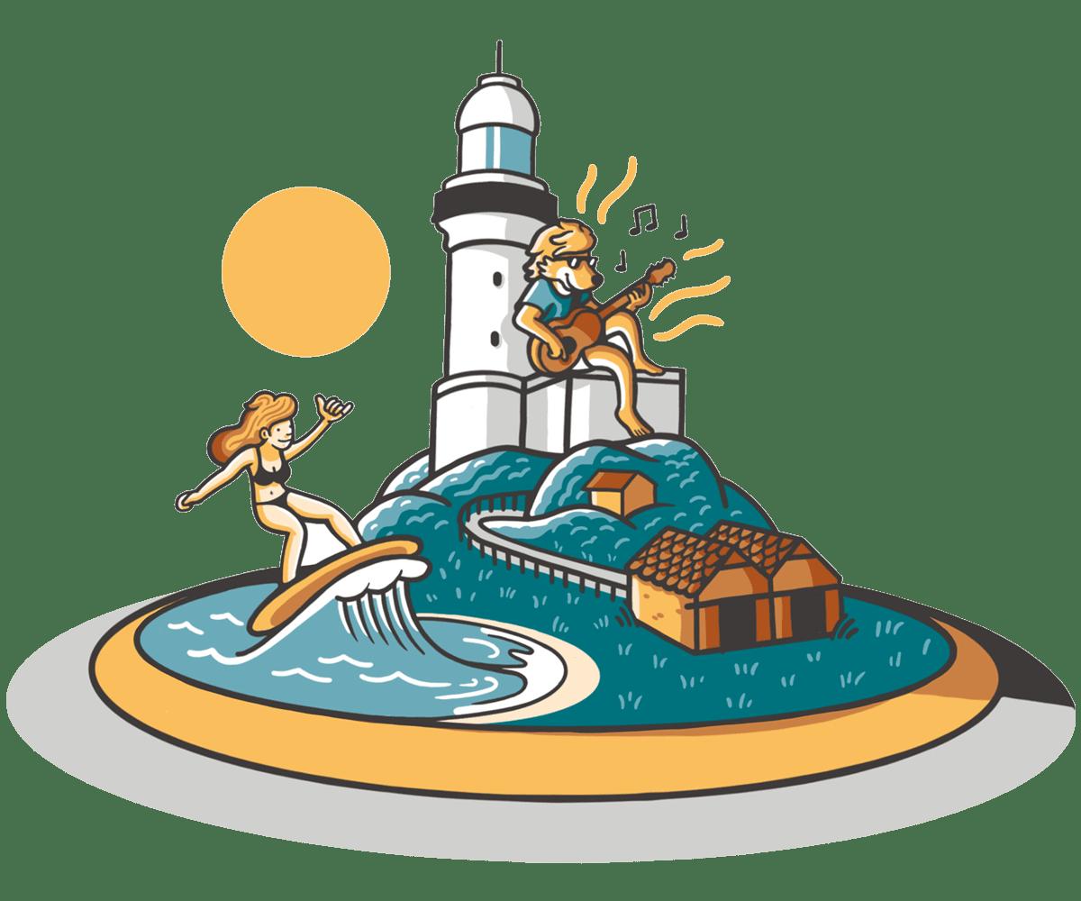 Ciudad de Byron Bay