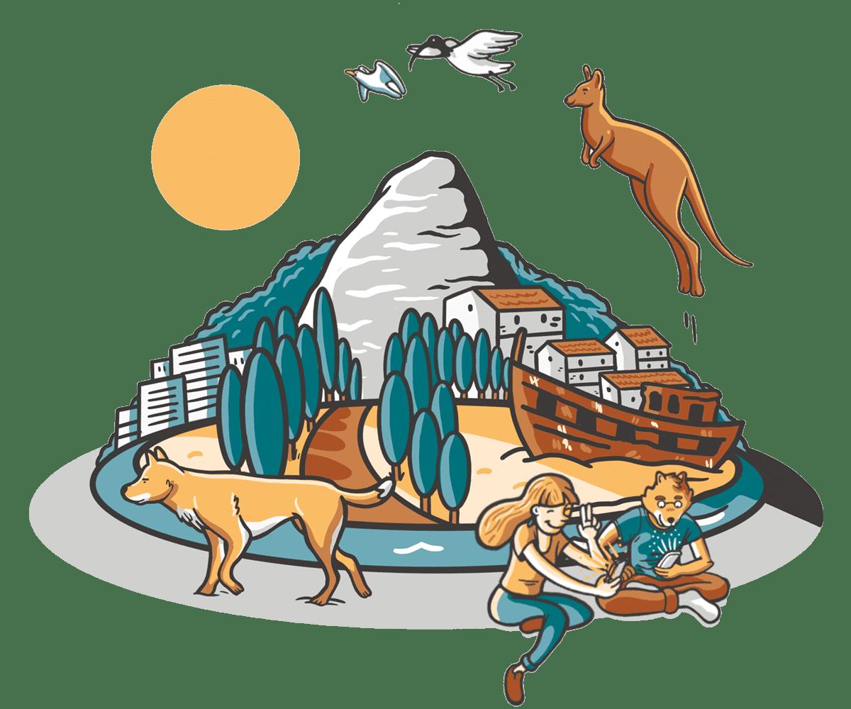 Ciudad de Sunshine Coast