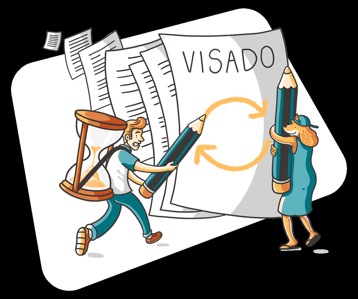 Renovacion del visado australiano