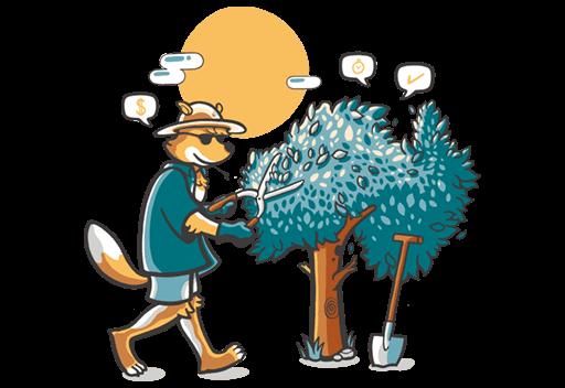 Work as a gardener in Australia