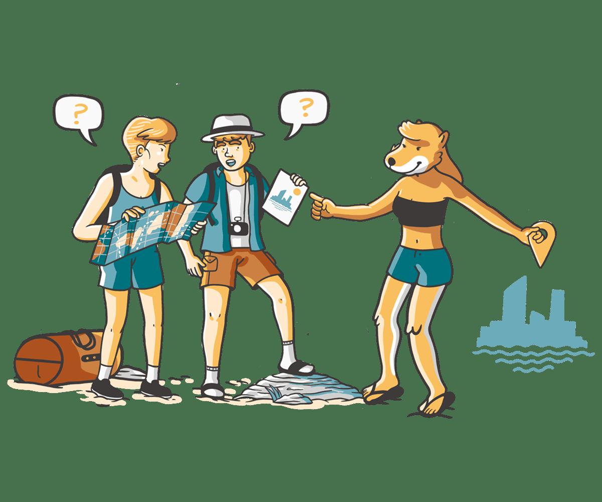 Visado de turista para Australia