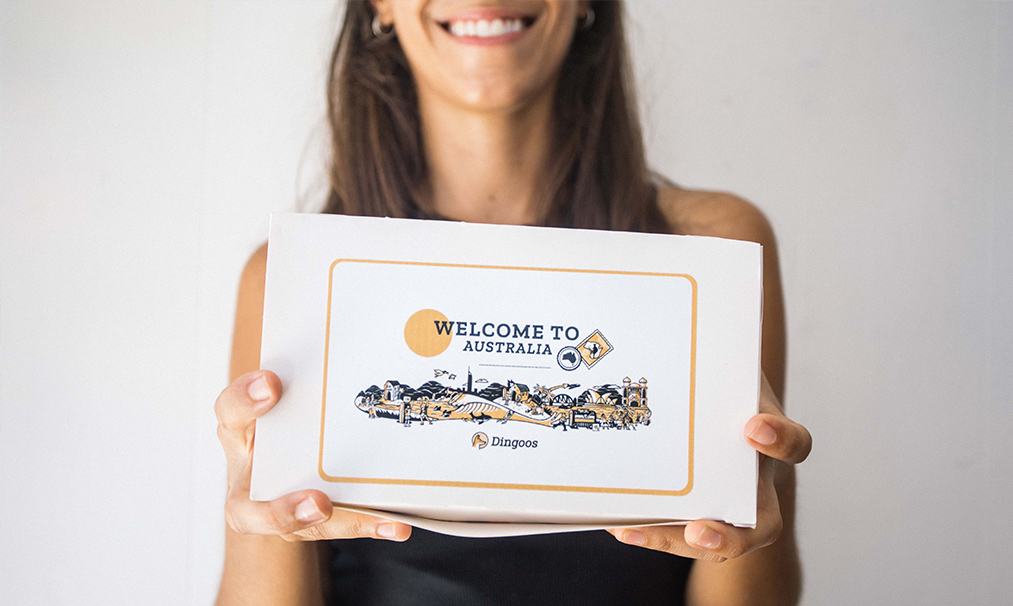 Welcome Pack Dingoos