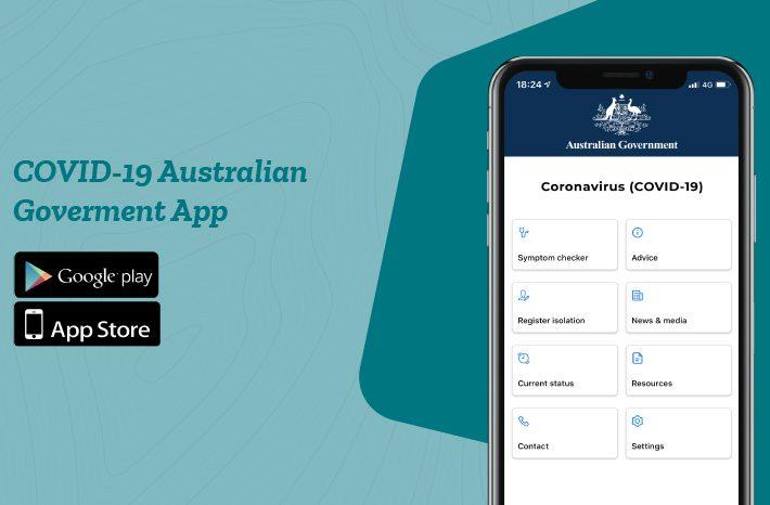 App covid-19 gobierno australiano