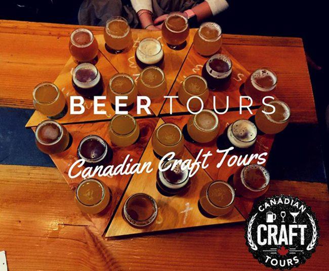 Tour de Cerveza en Vancouver