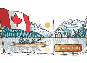 nueva aventura en canada
