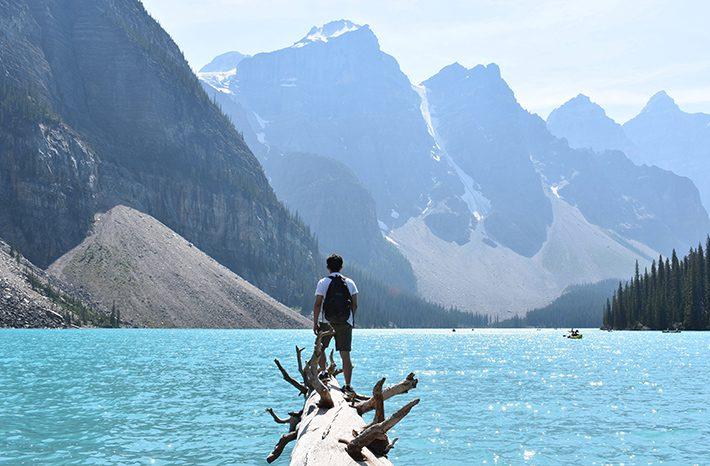 paisaje canada