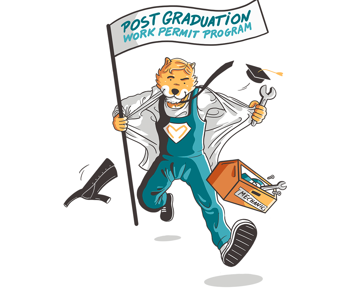 post graduation work permit