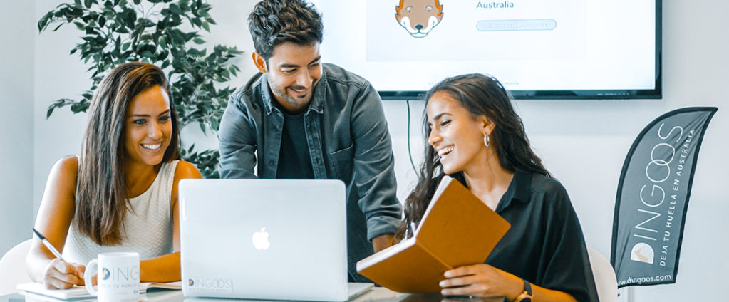preguntas frecuentes para estudiar y trabajar en australia