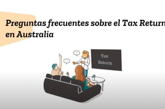 tax return en australia
