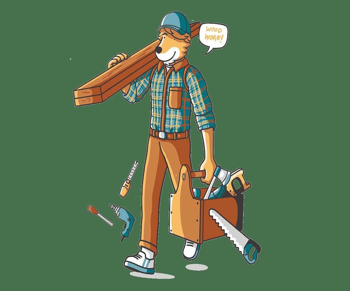 trabajar de carpintero en australia cabecera
